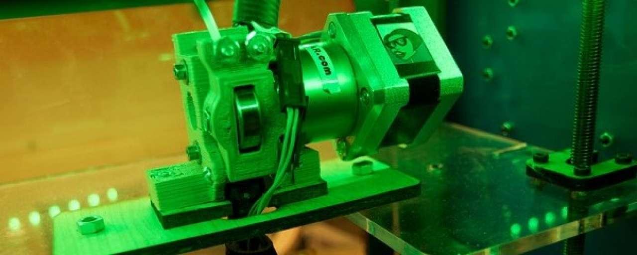 Brandstofcel uit de 3D-printer