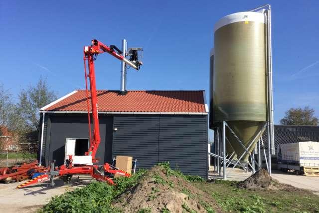 energietransitie, biomassacentrale, croonwolter&dros, biomassa