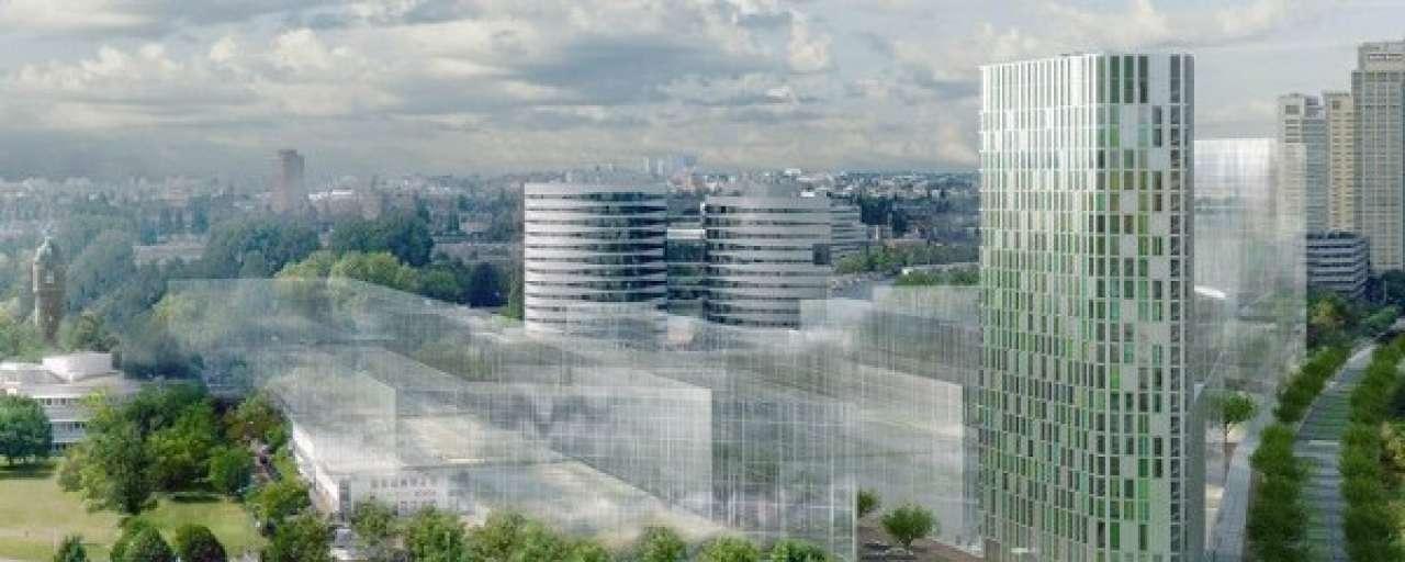Kas op dak duurzaam hotel Amsterdam