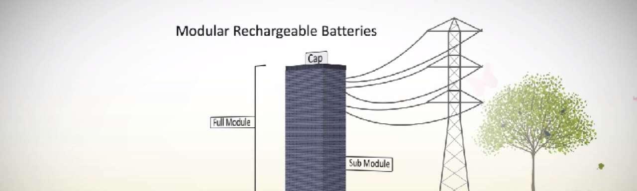 Start-up Eos zoekt 30 mln voor batterijopslag