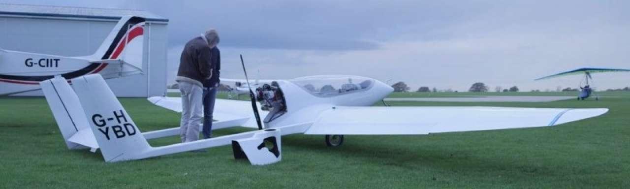 Boeing en Cambridge testen hybride vliegtuig