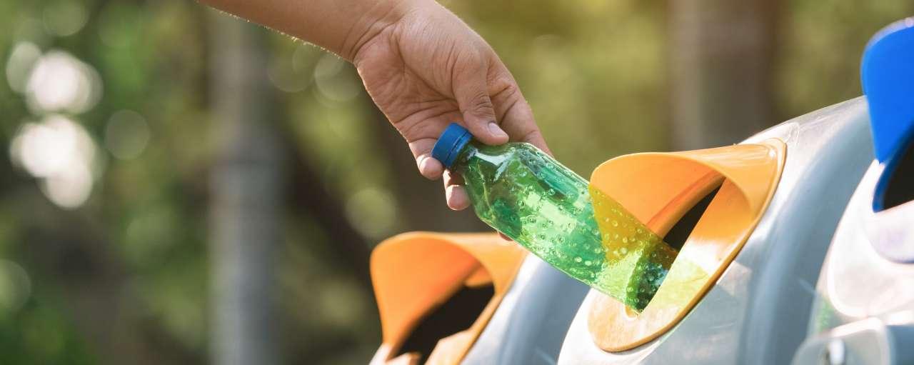 plastic recycling, plastic bak