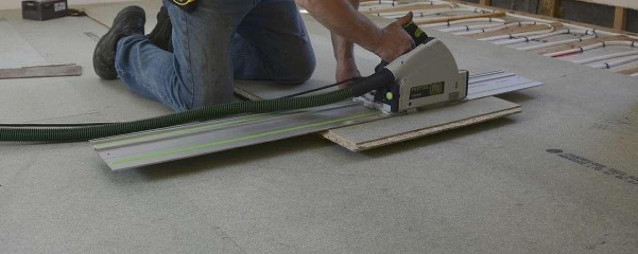Uniwarm presenteert vloer als passieve warmte-accu