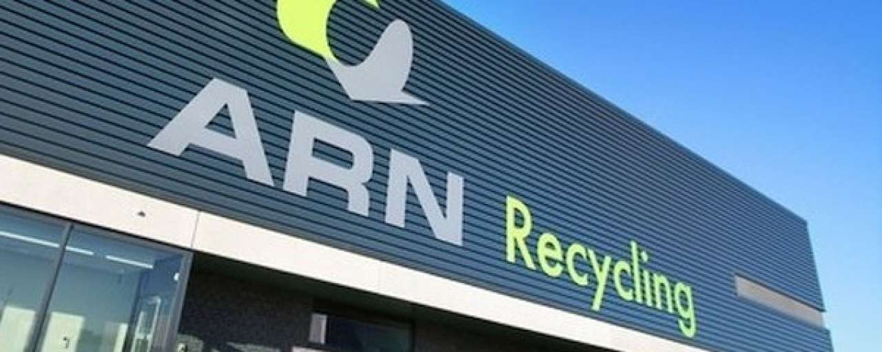 Post-shredderfabriek richting rendabel met plastic