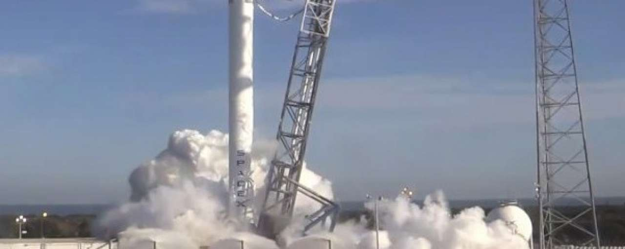 Wat wil SpaceX met zijn terugkeerraket?