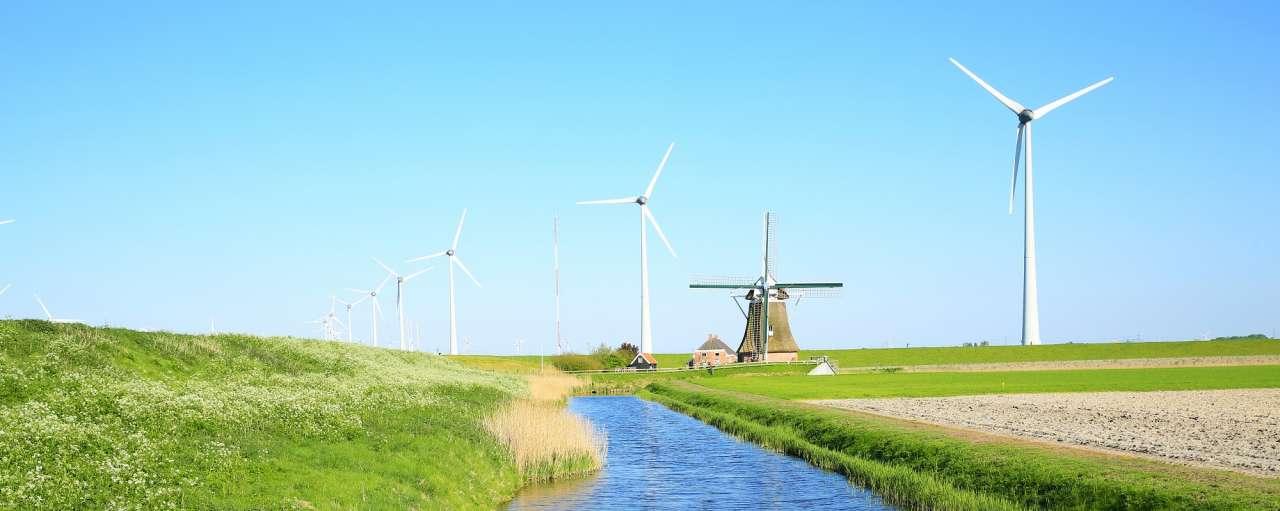 Groningen, windenergie, lokale energie, windmolen, windmolens