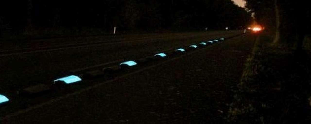 FloWithDGlow verlicht fietspaden zonder stroom