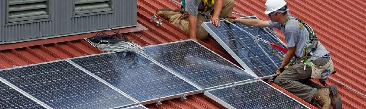 Credit Suisse financiert huurkoop-zonnepanelen met $ 200 mln