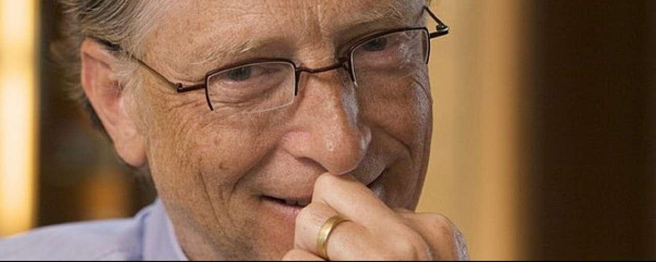 Bill Gates schenkt $100.000 voor innovatief toilet