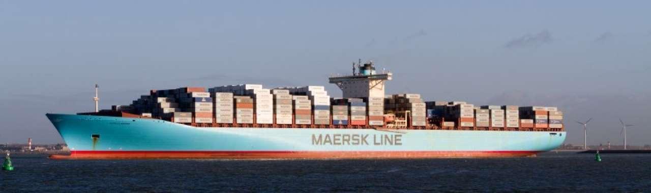 Maersk verlaagt uitstoot per container met 20 procent