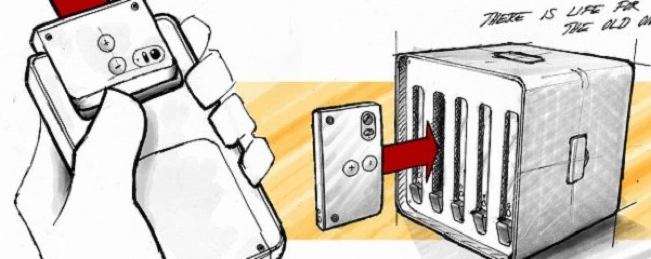 Van oude smartphone naar modulaire computer