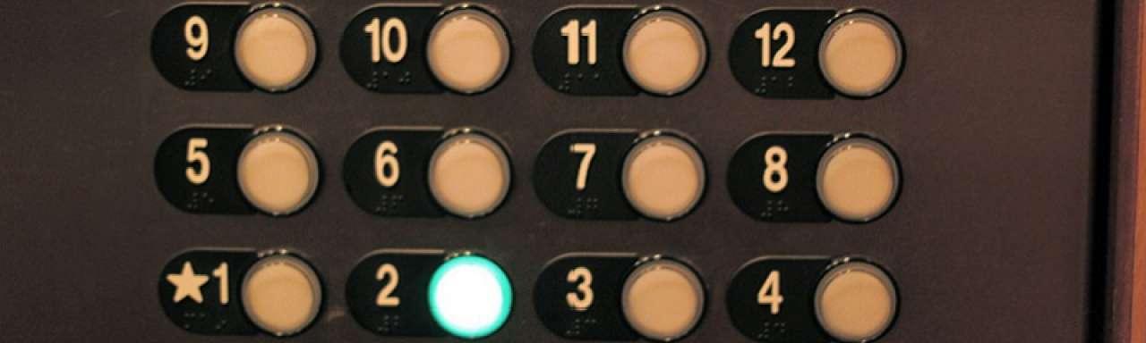 Efficiënte lift bespaart fors op energieverbruik