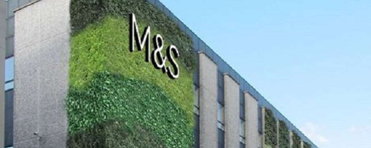 Marks & Spencer maakt omslag naar eco-store