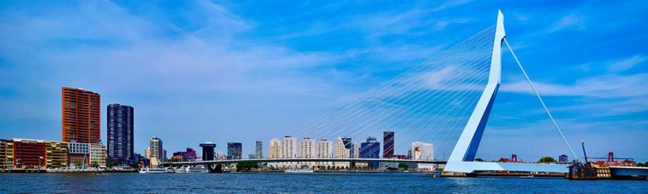 Amsterdam en Rotterdam in top 5 duurzame steden