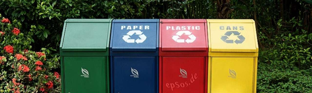 Slimme afvalbak bespaart geld en tijd