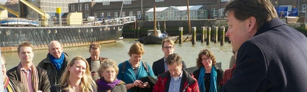 Agenda: Urgenda regiotour Flevoland voor het MKB
