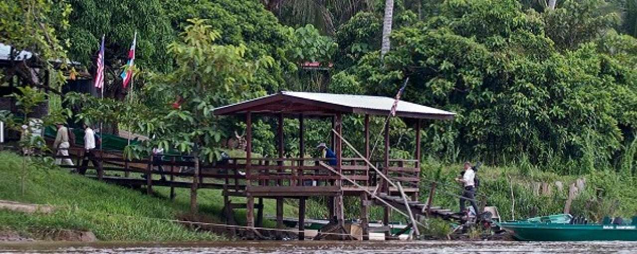 'Verwoester van het regenwoud' betert leven