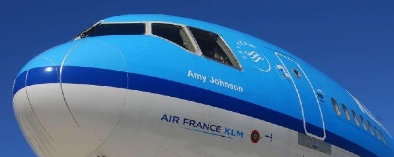 600.000 airmiles op biobrandstof met KLM voorop