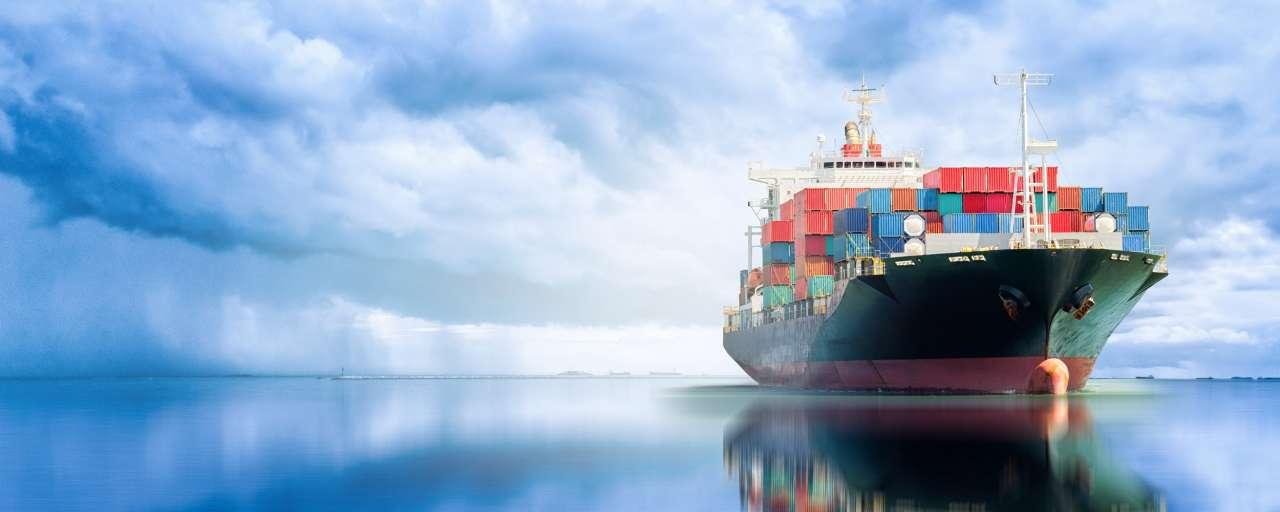 schip, zee, zeevaart, containerschip
