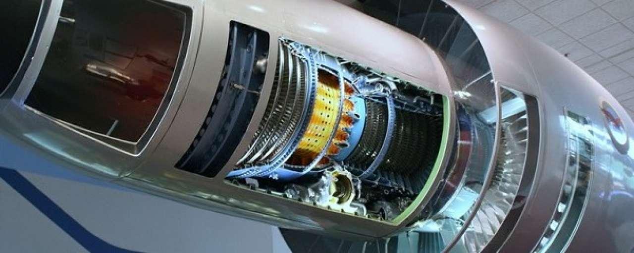 3D-geprinte vliegtuigmotor bespaart brandstof