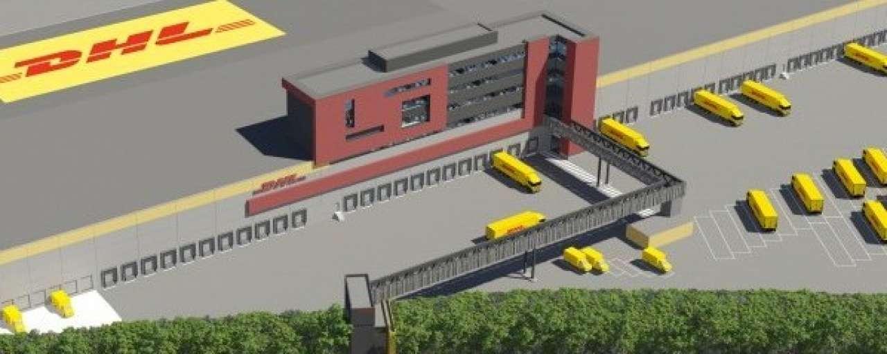 $ 114 mln voor duurzamer sorteercentrum DHL