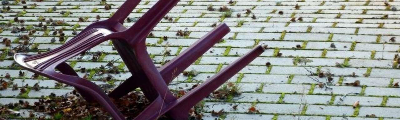 Hoe 150 ton tuinstoelen een tweede leven krijgt