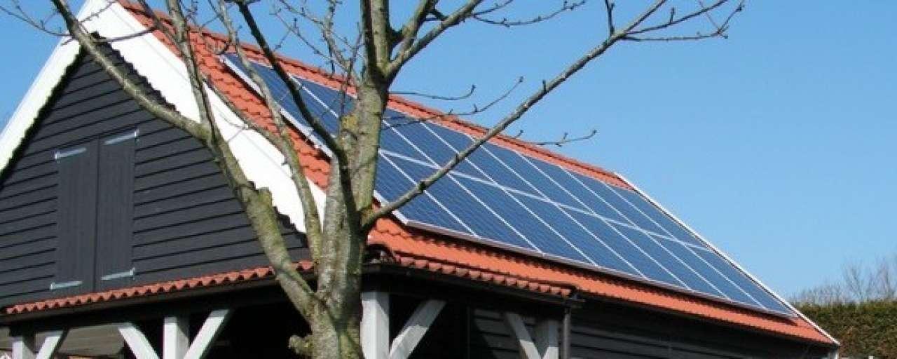 CBS: Geplaatste zonnepanelen in 2011 verdubbeld