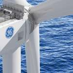 Haliade X 12MW windturbine. Foto: General Electric