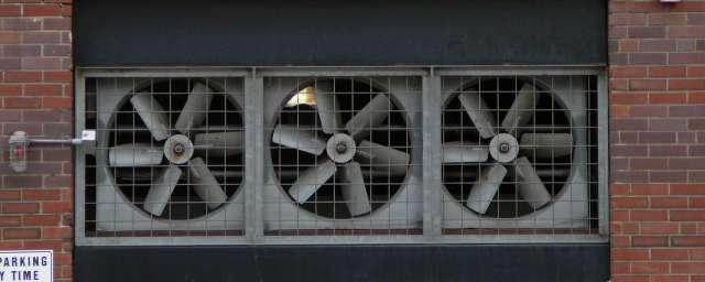 Intelligente ventilatie