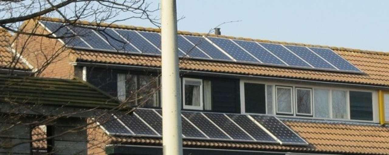 Zonnepanelen, duurzaam wonen