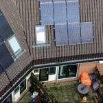 zonnepanelen, de alliantie, woningcorporatie, verduurzaming