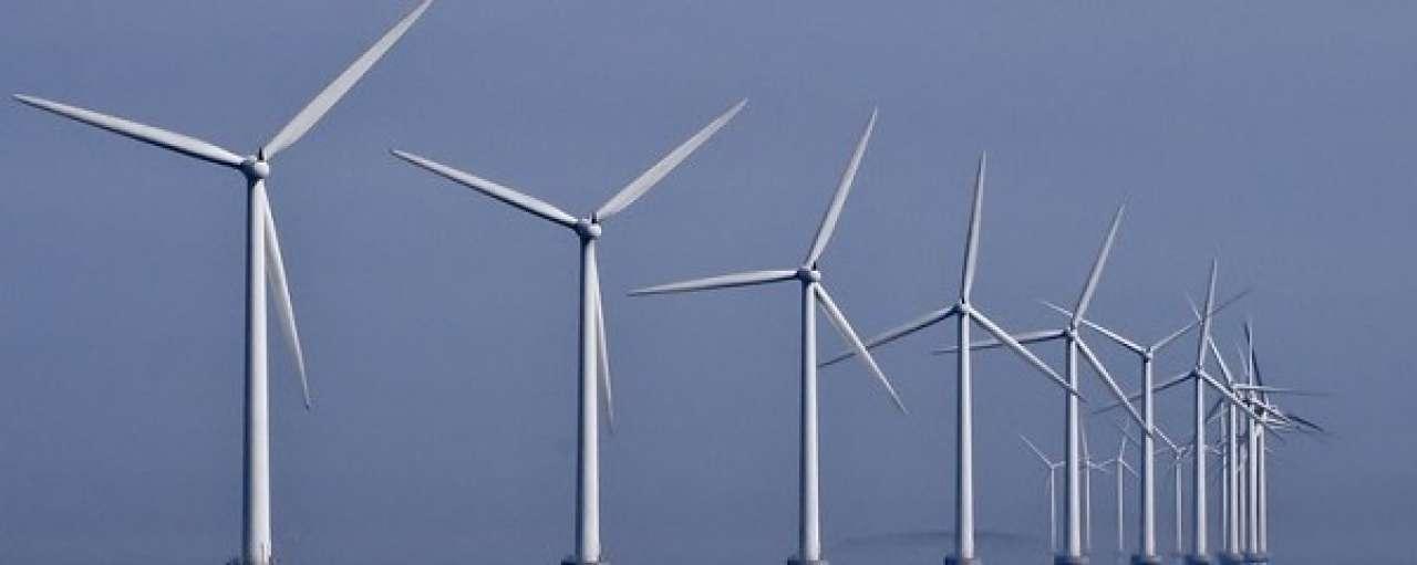 Off-shore windenergie