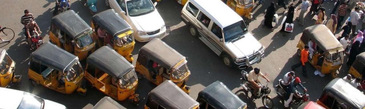 India investeert 3 miljard in groen vervoer
