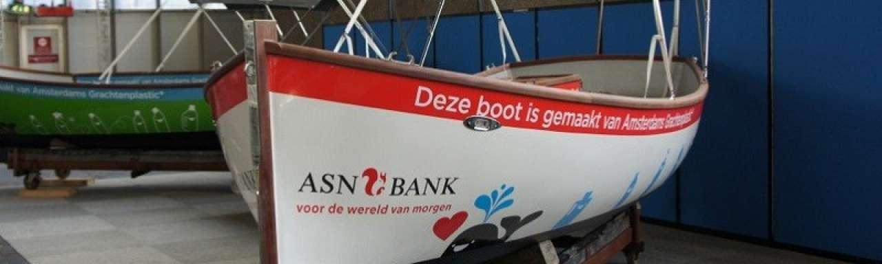 ASN Bank boot