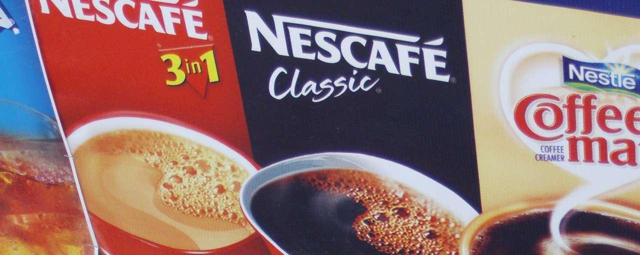 Nestlé duurzame koffie
