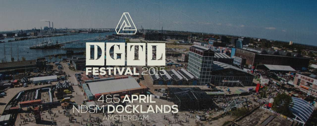 Festival DGTL experimenteert met windstroom