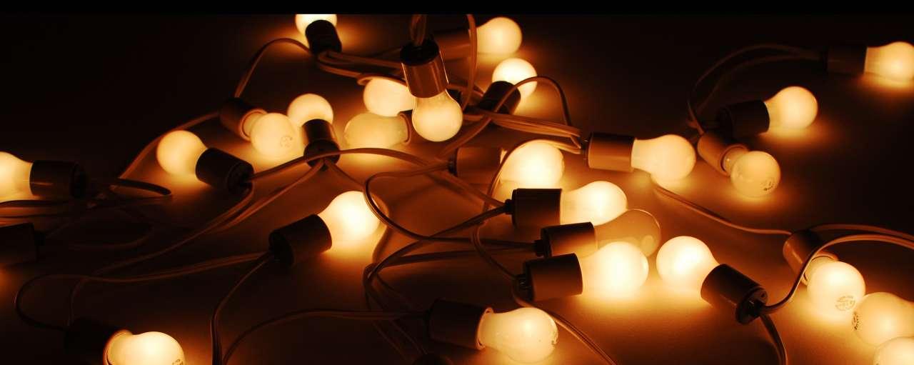Grafeen lamp