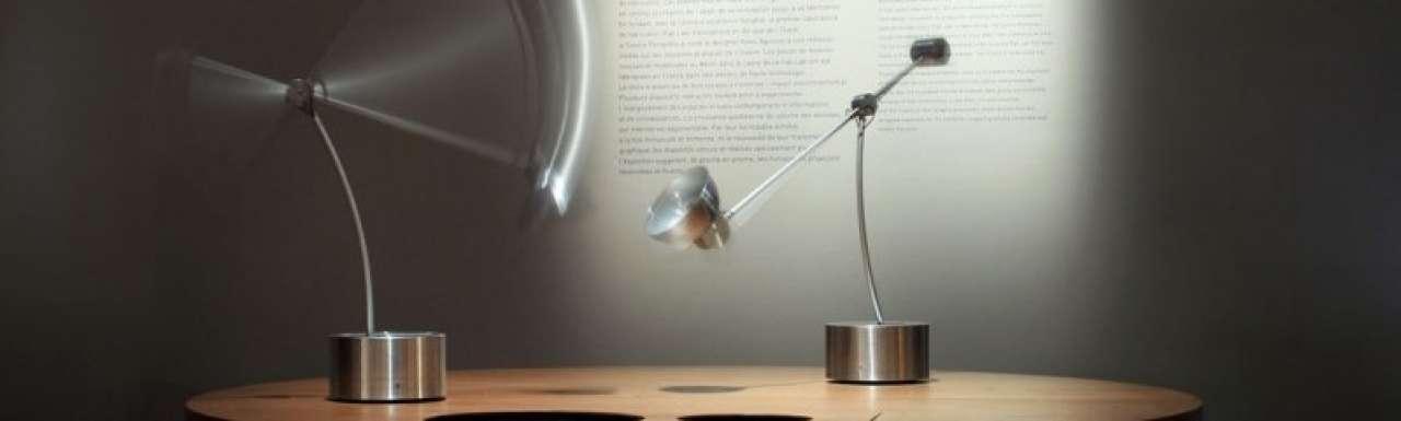Dansende lampen voorspellen beurskoers