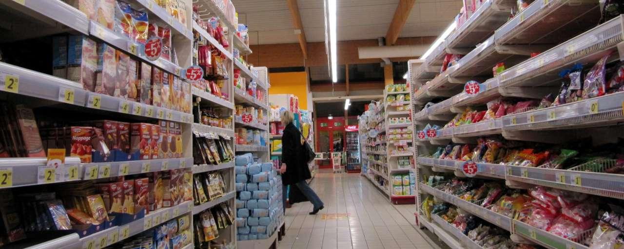 Unilever supermarkt