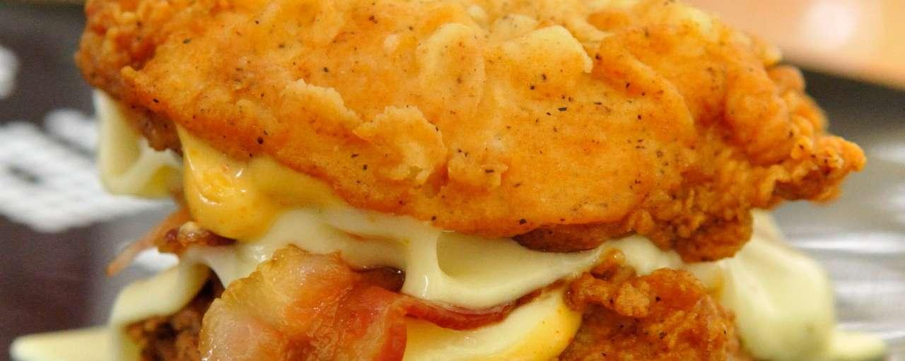 KFC Chicken palmolie