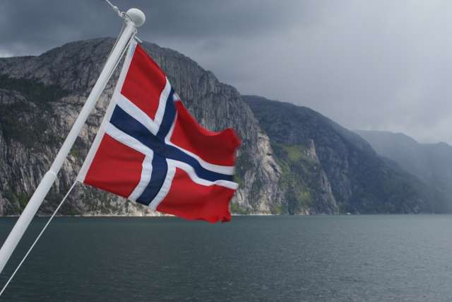 noorse flag