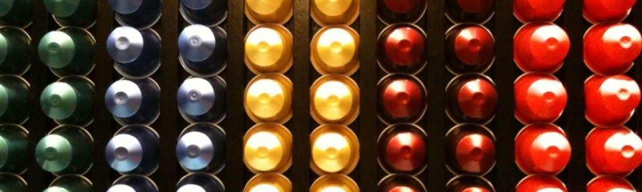 Ruim 75% Nestlé koffiecapsules gerecycled