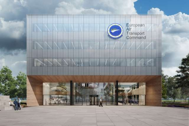 EATC kantoor