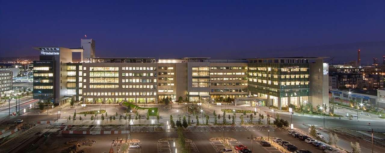 UCSF ziekenhuis LEED