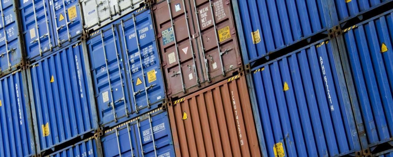 zeecontainer landbouw