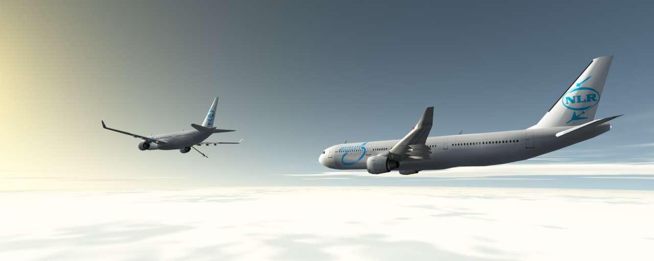 vliegtuig bijtanken