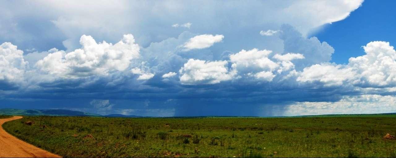 Afrika regen