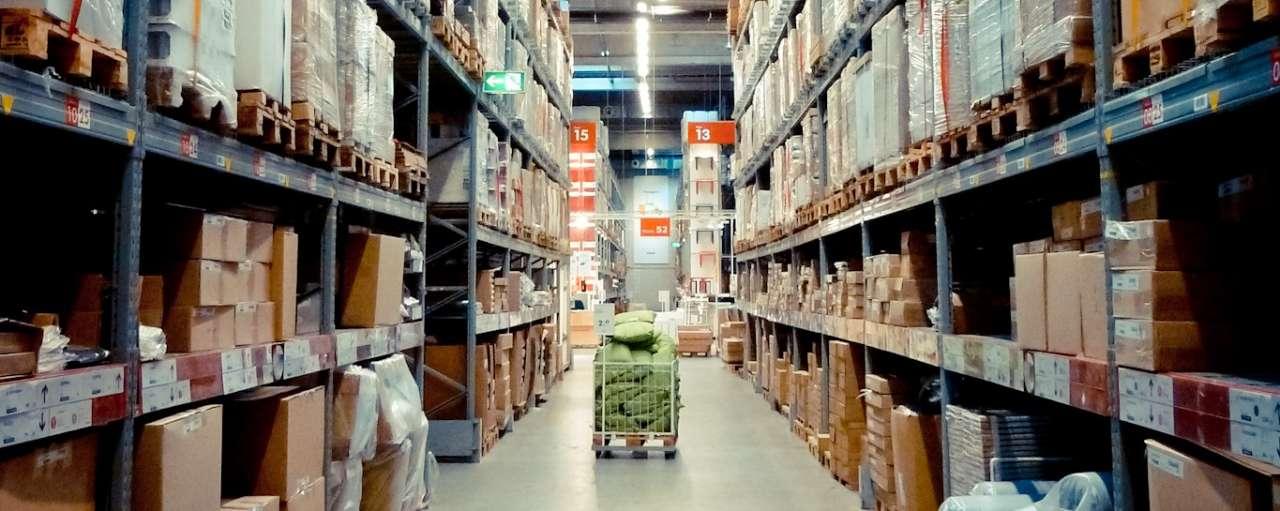Ikea magazijn energieneutraal
