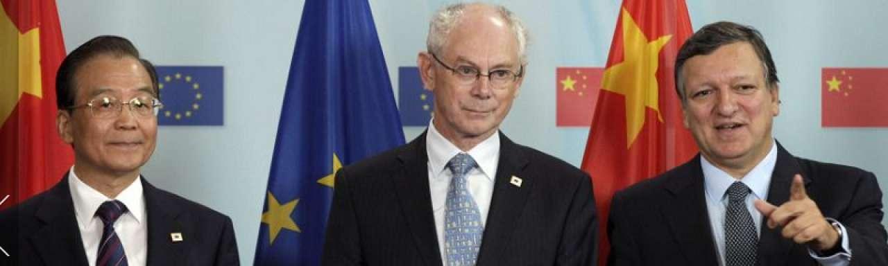 Kemphanen EU en China nader tot elkaar