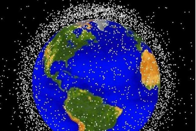 ruimtepuin NASA visnet